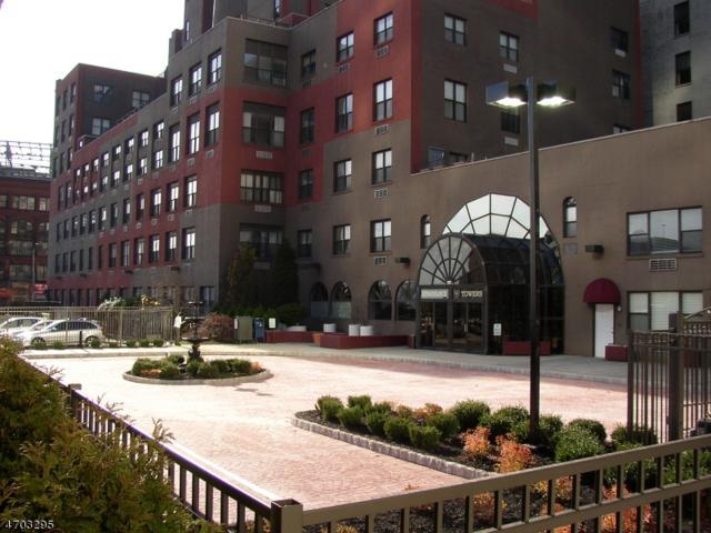 111 Mulberry St 7-D 7-D, Newark City, NJ 07102 (MLS #3382067) :: The Dekanski Home Selling Team