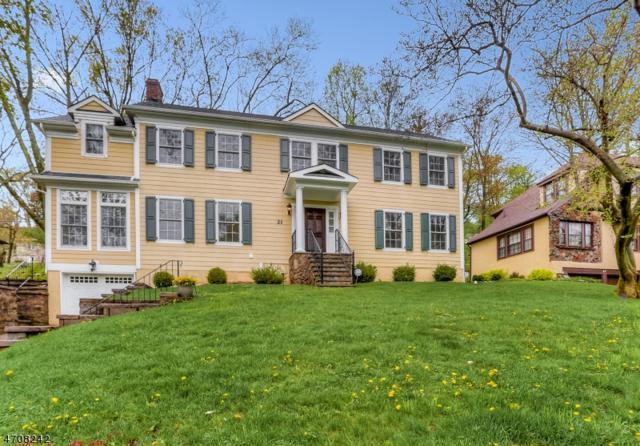 21 Harding Dr, South Orange Village Twp., NJ 07079 (MLS #3382487) :: The Dekanski Home Selling Team