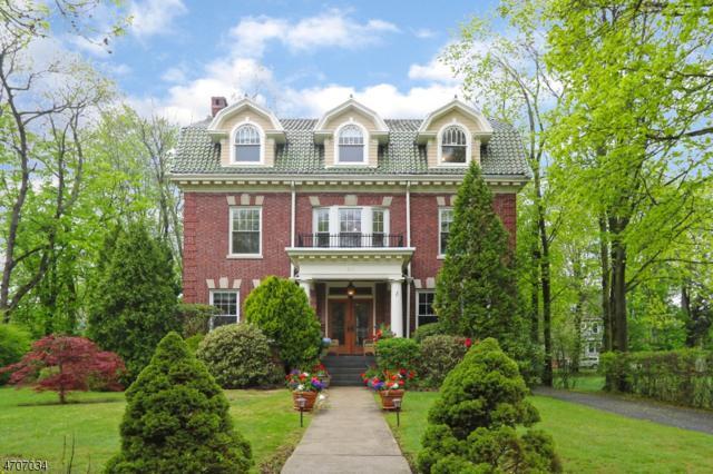 33 Stanley Rd, South Orange Village Twp., NJ 07079 (MLS #3382579) :: The Dekanski Home Selling Team