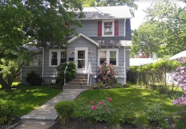 1175 Loraine Ave, Plainfield City, NJ 07062 (MLS #3383118) :: The Dekanski Home Selling Team