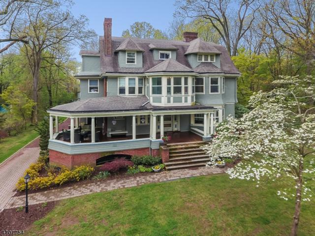 322 Hartford Rd, South Orange Village Twp., NJ 07079 (MLS #3383252) :: The Dekanski Home Selling Team