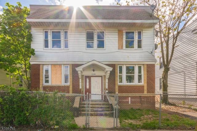256 Munn Ave, Irvington Twp., NJ 07111 (MLS #3383301) :: The Dekanski Home Selling Team
