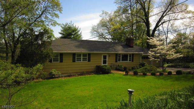 1445 Long Hill Rd, Long Hill Twp., NJ 07946 (MLS #3383322) :: The Dekanski Home Selling Team