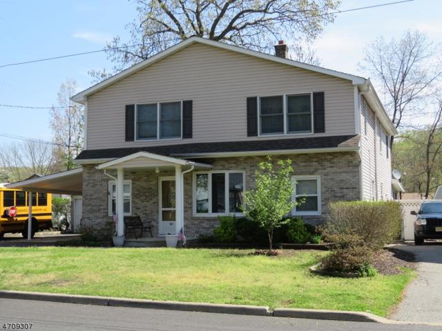 94 Pinecrest Ter, Wayne Twp., NJ 07470 (MLS #3383419) :: The Dekanski Home Selling Team
