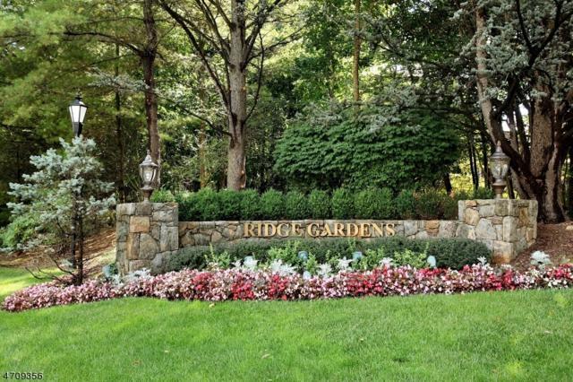 1712 Faulkner Ct #1712, Mahwah Twp., NJ 07430 (MLS #3383439) :: The Dekanski Home Selling Team