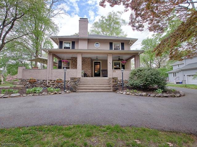 89 Ball Rd, Mountain Lakes Boro, NJ 07046 (MLS #3383764) :: The Dekanski Home Selling Team