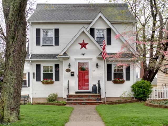 67 Pershing Rd, Clifton City, NJ 07013 (MLS #3383873) :: The Dekanski Home Selling Team