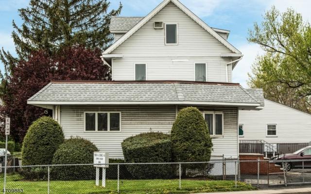 601 Floral Ave, Elizabeth City, NJ 07208 (MLS #3383997) :: The Dekanski Home Selling Team