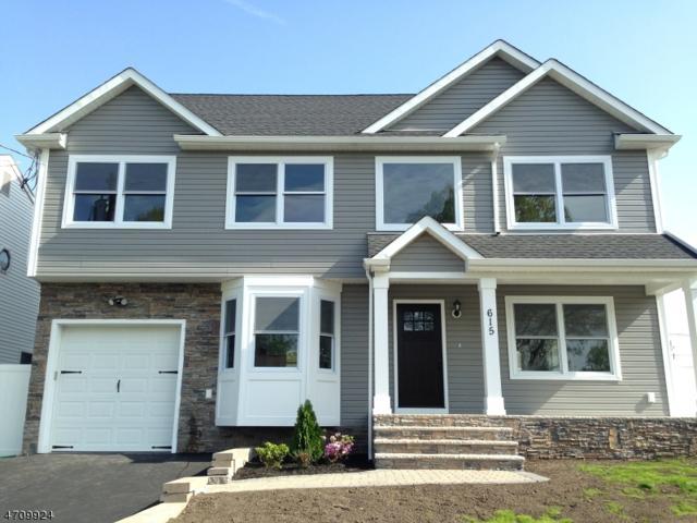 615 Jefferson Ave, Kenilworth Boro, NJ 07033 (MLS #3384000) :: The Dekanski Home Selling Team