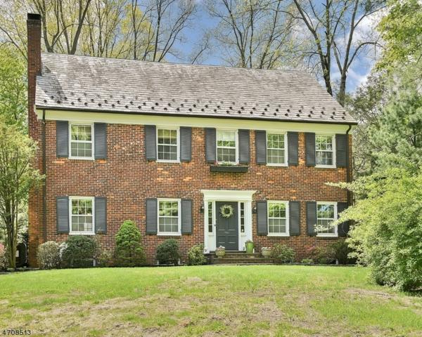 27 Gordon Pl, Verona Twp., NJ 07044 (MLS #3384198) :: The Dekanski Home Selling Team
