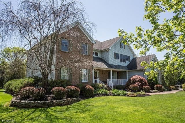 27 Millers Grove Rd, Montgomery Twp., NJ 08502 (MLS #3384272) :: The Dekanski Home Selling Team