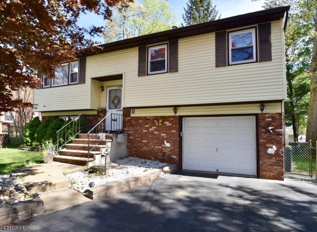 11 Wildrose Road, Jefferson Twp., NJ 07438 (MLS #3384658) :: The Dekanski Home Selling Team