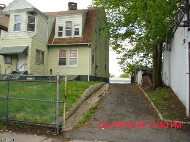 513 Summer Ave, Newark City, NJ 07104 (MLS #3384955) :: The Dekanski Home Selling Team