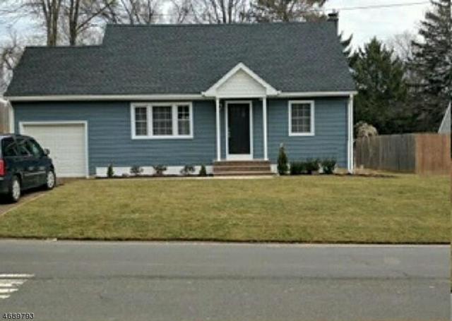 469 Terrill Rd, Fanwood Boro, NJ 07023 (MLS #3384966) :: The Dekanski Home Selling Team