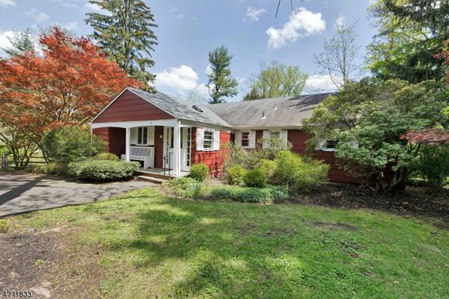 30 Hull Rd, Bernardsville Boro, NJ 07924 (MLS #3385926) :: The Dekanski Home Selling Team