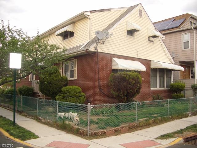 537 Myrtle St, Elizabeth City, NJ 07202 (MLS #3386639) :: The Dekanski Home Selling Team
