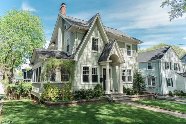 213 Burns Way, Fanwood Boro, NJ 07023 (MLS #3386990) :: The Dekanski Home Selling Team