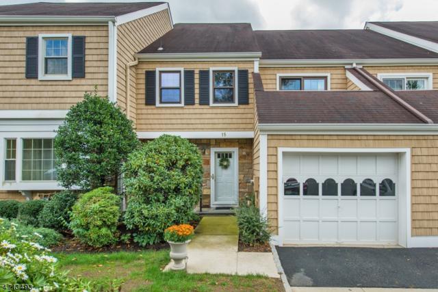 15 Pembroke Dr, Mendham Boro, NJ 07945 (MLS #3387283) :: The Dekanski Home Selling Team