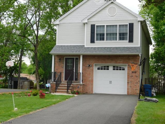 102 Linden St, Bridgewater Twp., NJ 08807 (MLS #3387589) :: The Dekanski Home Selling Team