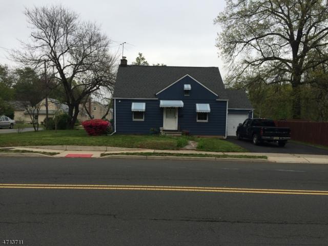 801 Burke Pkwy, Union Twp., NJ 07083 (MLS #3387684) :: The Dekanski Home Selling Team