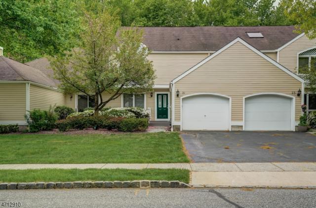 21 Sherwood Dr, Morris Twp., NJ 07960 (MLS #3387778) :: The Dekanski Home Selling Team