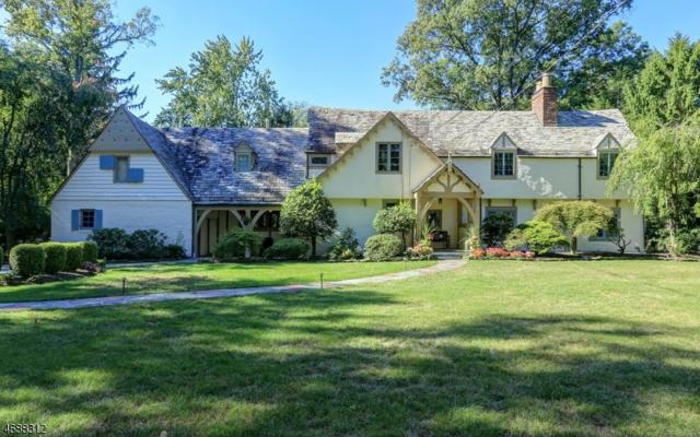 335 Woodland Ave, Westfield Town, NJ 07090 (MLS #3387919) :: The Dekanski Home Selling Team