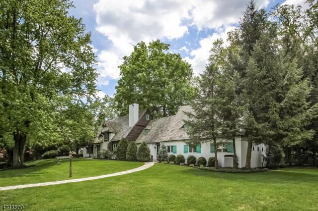 5 Robin Hood Rd, Summit City, NJ 07901 (MLS #3388073) :: The Dekanski Home Selling Team