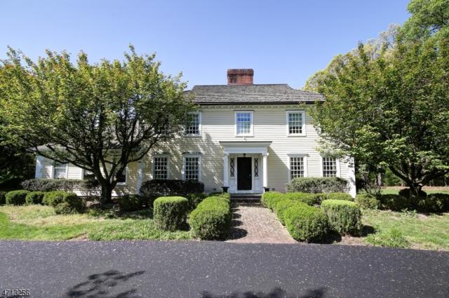 410 Mountain Rd, Bernards Twp., NJ 07920 (MLS #3388279) :: The Dekanski Home Selling Team