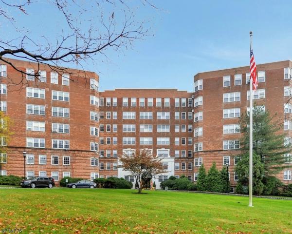 10 Crestmont Rd 4H 4H, Montclair Twp., NJ 07042 (MLS #3388667) :: The Dekanski Home Selling Team