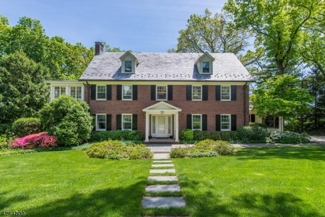 151 Fairmount Avenue, Chatham Boro, NJ 07928 (MLS #3388691) :: The Dekanski Home Selling Team
