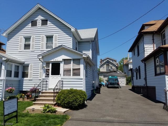 582 Passaic Ave, Kenilworth Boro, NJ 07033 (MLS #3388756) :: The Dekanski Home Selling Team