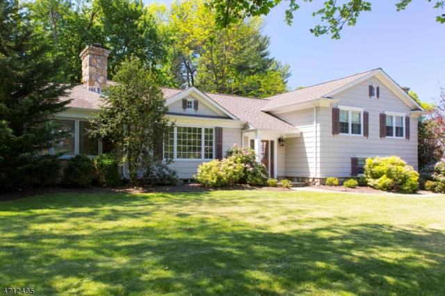 2 Runnymede Rd, Chatham Twp., NJ 07928 (MLS #3388973) :: The Dekanski Home Selling Team