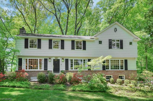 16 Spring Brook Rd, Morris Twp., NJ 07960 (MLS #3389338) :: The Dekanski Home Selling Team