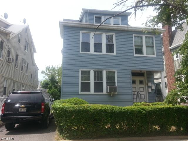 25 Sunnyside Ter #3, East Orange City, NJ 07018 (MLS #3389371) :: The Dekanski Home Selling Team