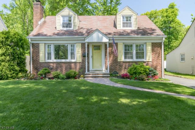 1028 North Ave W, Westfield Town, NJ 07090 (MLS #3389597) :: The Sue Adler Team