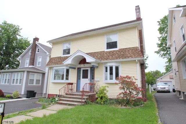 860 Livingston Rd, Elizabeth City, NJ 07208 (MLS #3389873) :: The Dekanski Home Selling Team