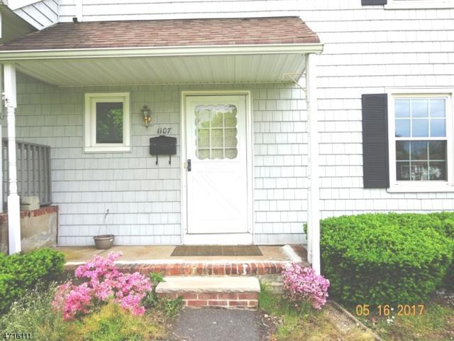 1107 Washington Common, Hillsborough Twp., NJ 08844 (MLS #3390137) :: The Dekanski Home Selling Team