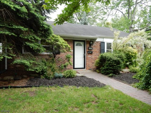 358 W Inman Avenue, Rahway City, NJ 07065 (MLS #3390557) :: The Dekanski Home Selling Team