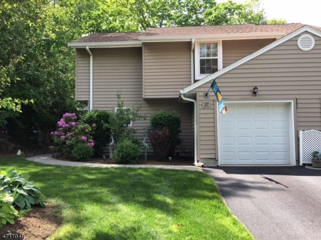 27 Pelican Pt #1, Hampton Twp., NJ 07860 (MLS #3390691) :: The Dekanski Home Selling Team
