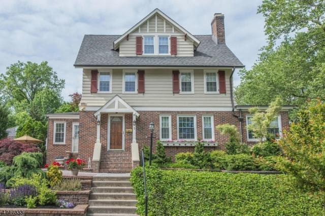 5 Outlook Pl, Glen Ridge Boro Twp., NJ 07028 (MLS #3391193) :: The Dekanski Home Selling Team