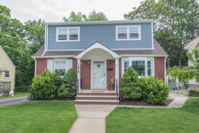 103 Ploch Rd, Clifton City, NJ 07013 (MLS #3391292) :: The Dekanski Home Selling Team