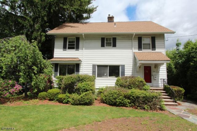 24 Sunset Ave, Verona Twp., NJ 07044 (MLS #3391710) :: The Dekanski Home Selling Team