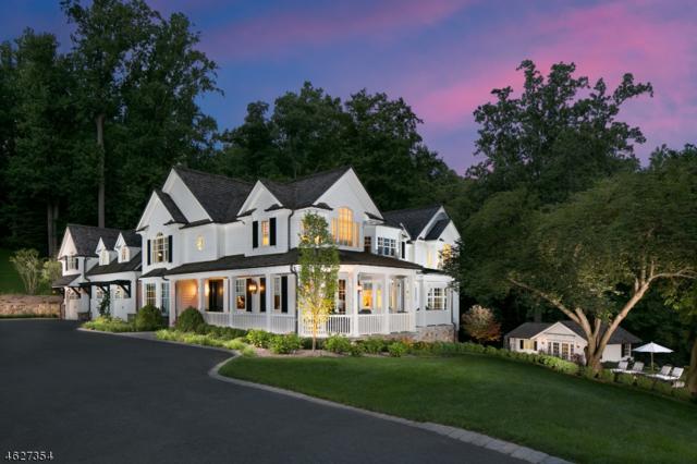 240 Pennbrook Road, Bernardsville Boro, NJ 07931 (MLS #3392738) :: The Dekanski Home Selling Team