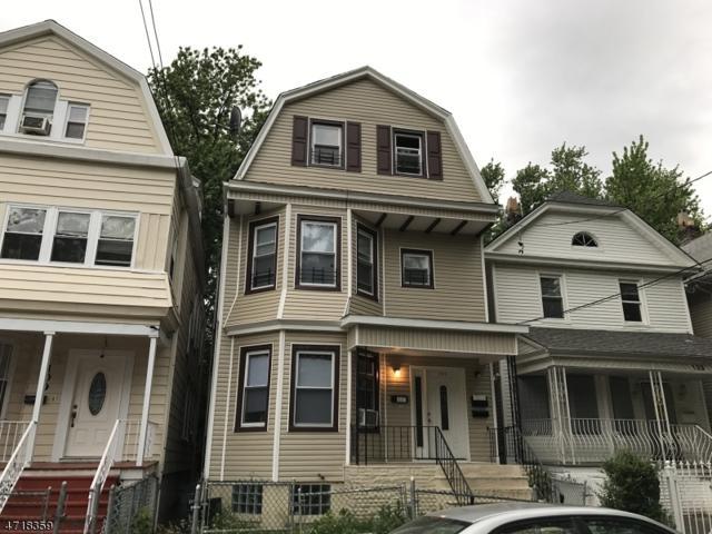 107 Columbia Avenue, Newark City, NJ 07106 (MLS #3392994) :: The Dekanski Home Selling Team