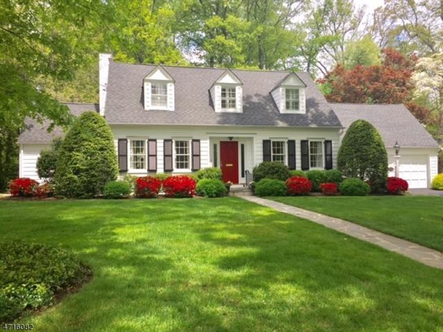 9 Crestwood Ln, Summit City, NJ 07901 (MLS #3393220) :: The Dekanski Home Selling Team