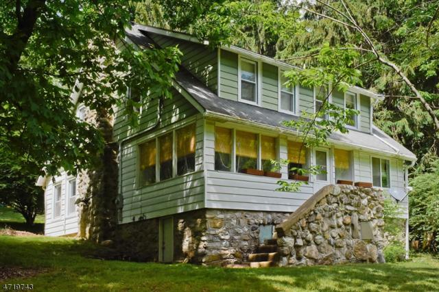 52 Upper North Shore Rd, Frankford Twp., NJ 07826 (MLS #3393222) :: The Dekanski Home Selling Team