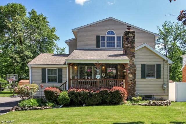 56 Oak Blvd, Hanover Twp., NJ 07927 (MLS #3393353) :: The Dekanski Home Selling Team