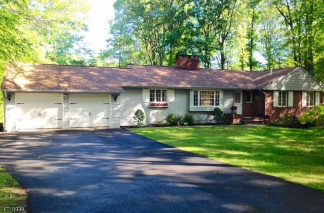 4 Puddingstone Rd, Parsippany-Troy Hills Twp., NJ 07950 (MLS #3393392) :: The Dekanski Home Selling Team