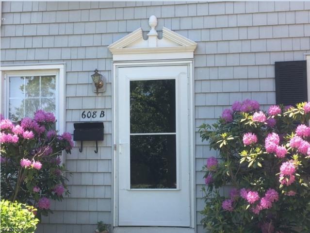 608 Marlborough Common B, Hillsborough Twp., NJ 08844 (MLS #3393727) :: The Dekanski Home Selling Team