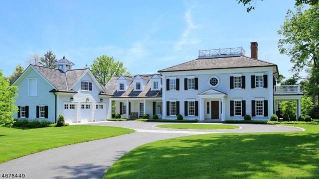 593 Spring Valley Rd, Harding Twp., NJ 07960 (MLS #3393741) :: The Dekanski Home Selling Team